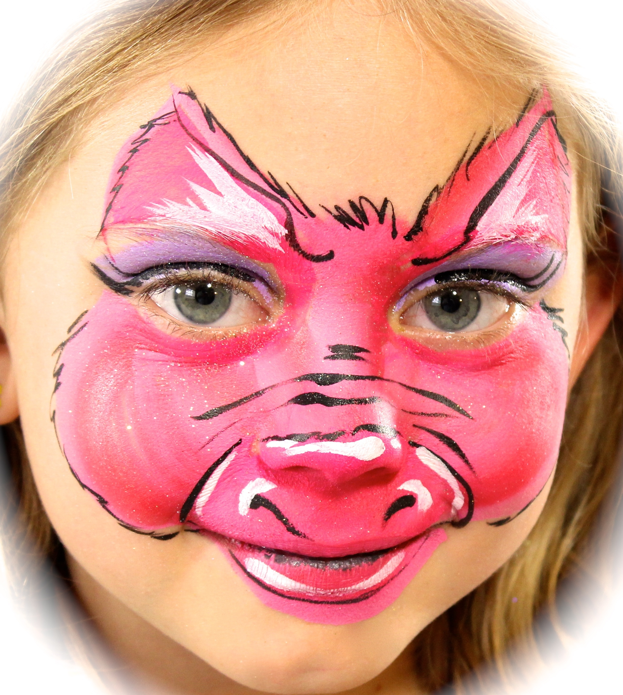 Face Painting Party Rates