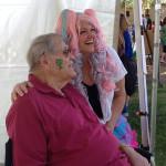 Irish festival Giggle Loopsy Denver area clown