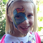 Pony Giggle Loopsy Denver area face painting