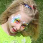Cloud Burst Giggle Loopsy Denver area face painting