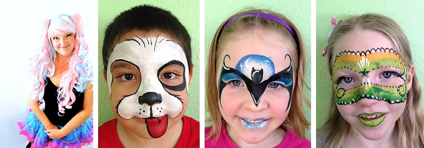 face painting denver