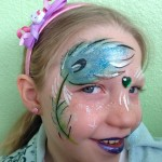 Feathers Giggle Loopsy Denver area face painting