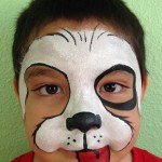 Puppy Giggle Loopsy Denver area face painting