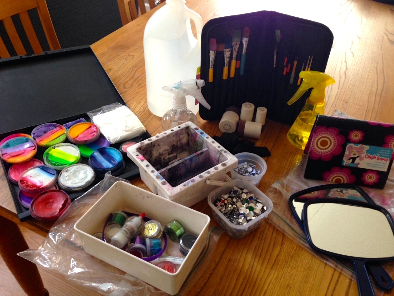 17 Essentials For Your Face Painting Kit Free Pdf Included