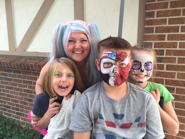 face painting in denver